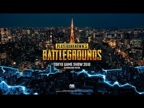 PUBGブース Day1【TOKYO GAME SHOW2018】