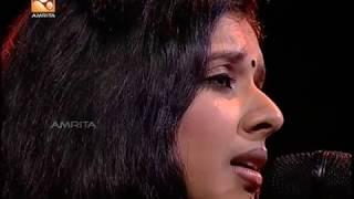 kangal neeye | Sithara balakrishnan | duet | amrita tv