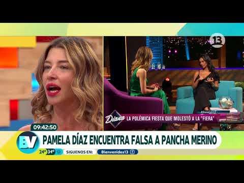 ¡Pamela Díaz encuentra falsa a Pancha Merino! | Bienvenidos