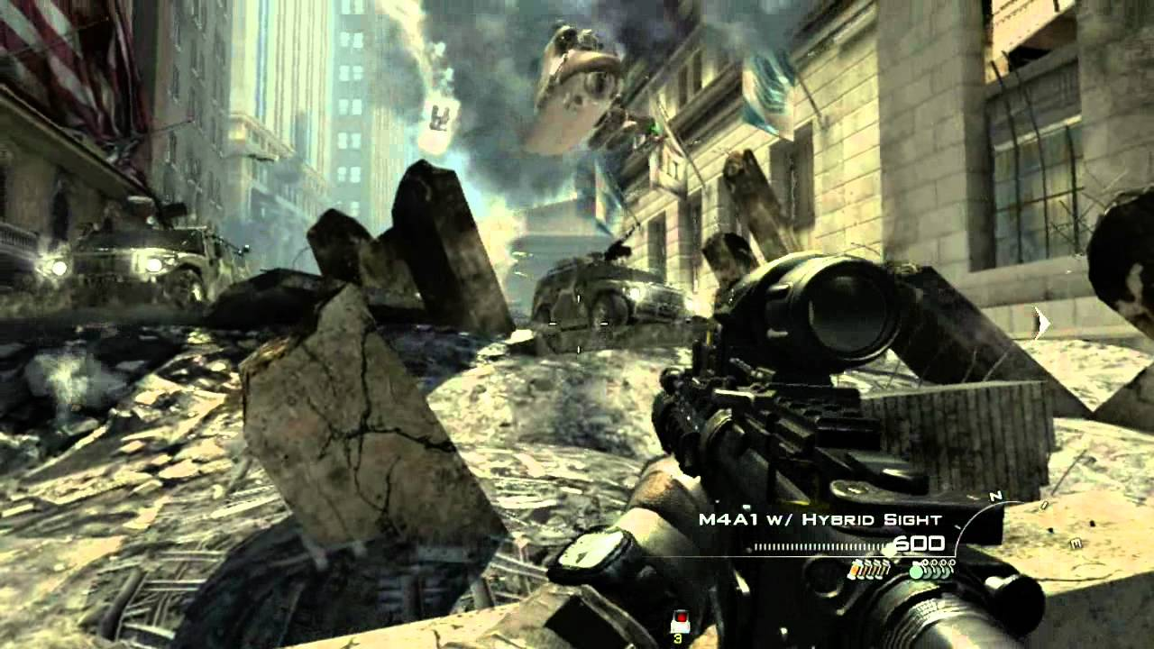 Call Of Duty: Modern Warfare 3 - SP +12 Trainer - Steam