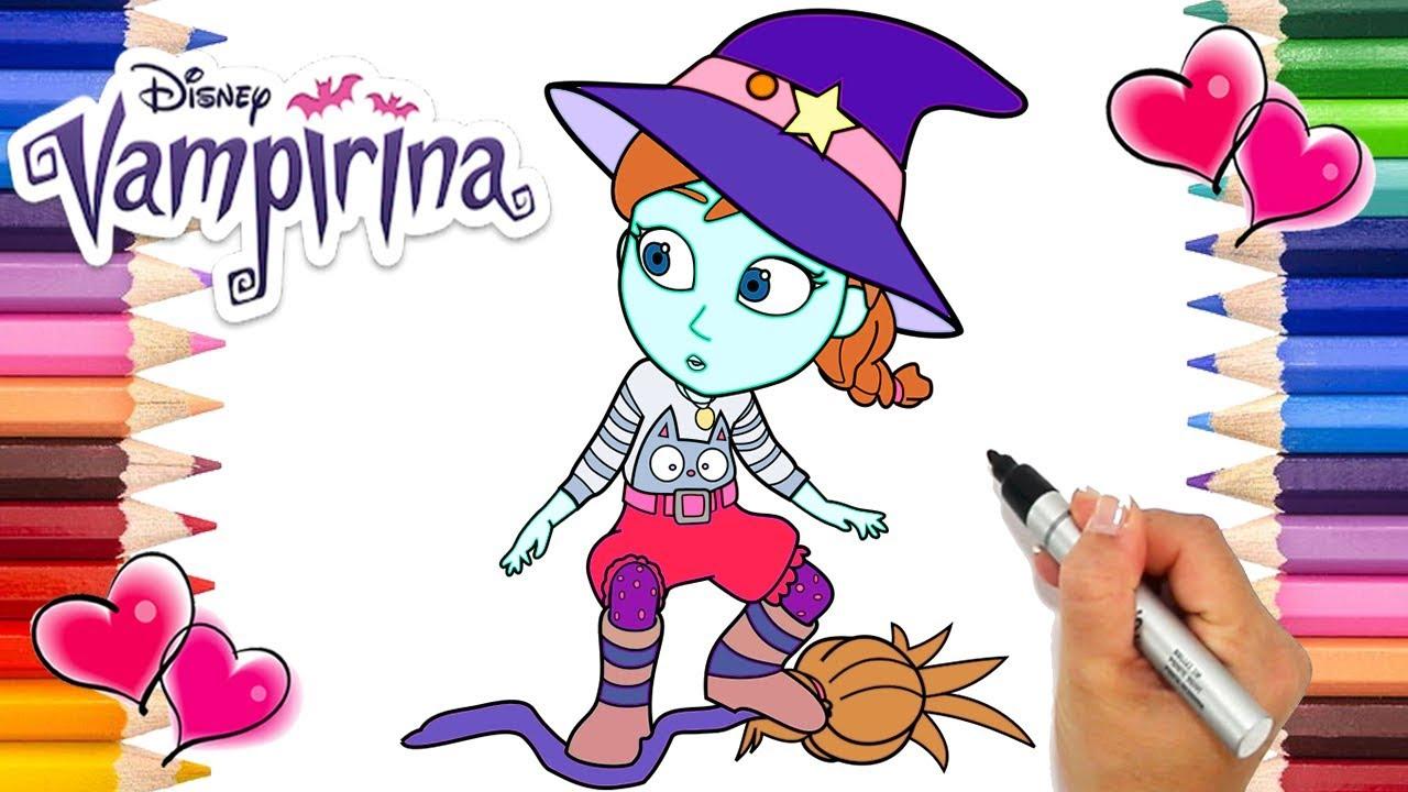 The Witch I Want To Be Vampirina