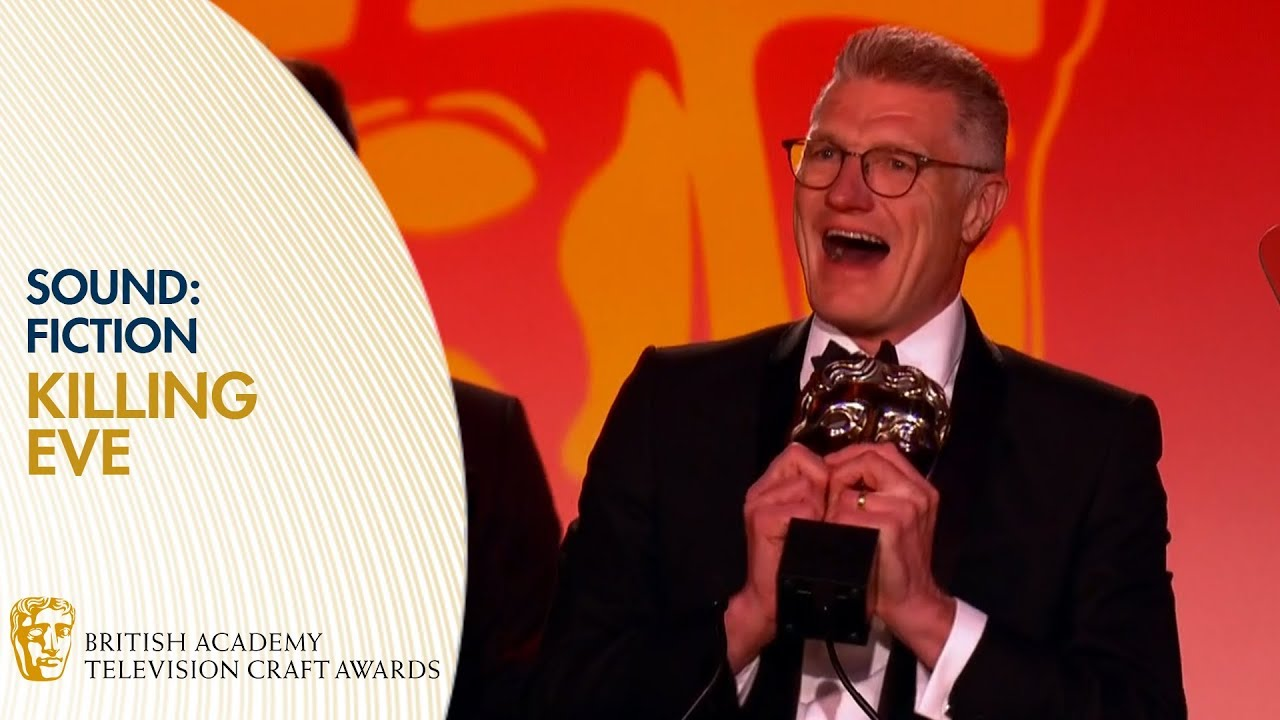 Download Killing Eve Wins Sound: Fiction   BAFTA TV Craft Awards 2019