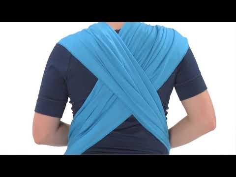 style moderne Vente au rabais 2019 styles frais Le noeud simple en écharpe de portage tricot slen de Babylonia