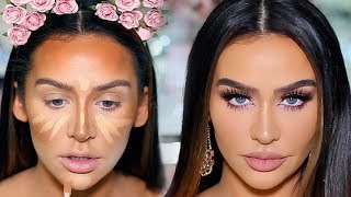 HOW I CONTOUR & HIGHLIGHT! ALL MY SECRETS!