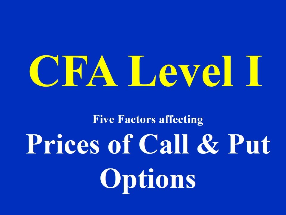 state the factors affecting the price