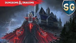 Вампиры. Dungeons & Dragons Лор