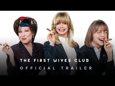 1996 The First Wives ClubOfficial Trailer 1 Paramount Pictures