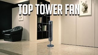 10 Best Tower Fans 2019