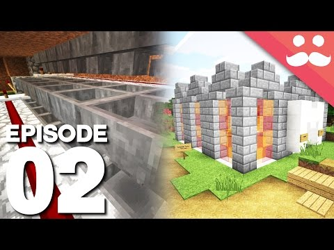 Hermitcraft 5: Episode 2 - Smelters,...