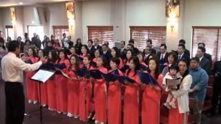 Tặng Phẩm Thần Linh   -  Trầm Hương, FMSR - Ca Đoàn Thánh Linh Perth, TÂY ÚC 2014