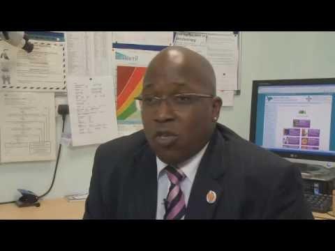 Black people speaking the Welsh language