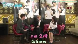 vietsub fc park bo young blood boiling youth kbs interview with lee jongsuk and park bo young