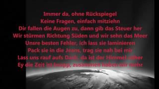 Mark Forster -  Wir sind groß (lyrics)