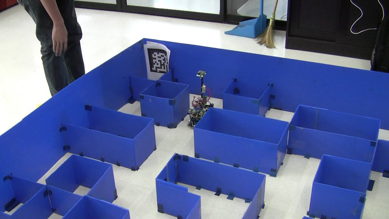 Maze solver - arduino - - sosiksi com