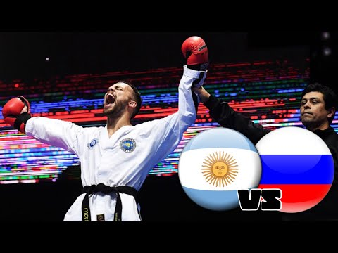 ITF World Championship Argentina 2018 ,  FINAL Lucas Pini(ARG) vs  Kirill Pavlov (RUS) Middle Weight