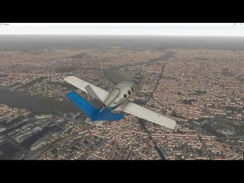 X-Plane 11 - London City (Live Stream)