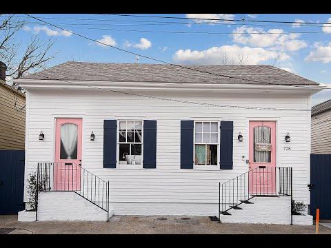 728 Pleasant St New Orleans LA Home for Sale