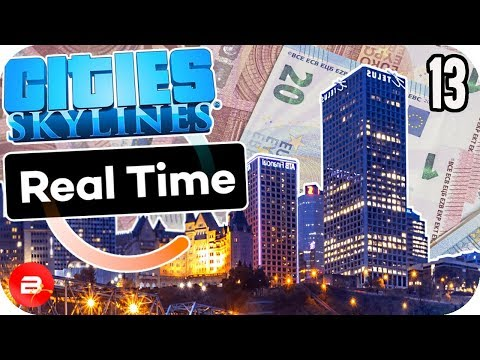 Cities Skylines - Making Money with Tourism! #13 Cities Skylines Mods