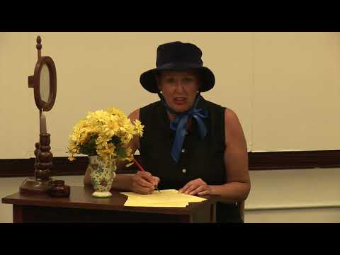 Mary Pearce -  Historical Association of South Haven - HASH