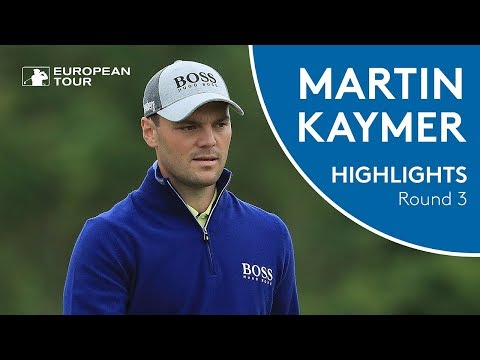 Martin Kaymer Highlights | Round 3 | 2018 BMW International Open