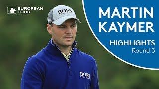 Martin Kaymer Highlights | Round 3 | 2018 BMW International Open