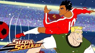 S4 E6 Cuju be Loved | SupaStrikas Soccer kids cartoons | Super Cool Football Animation | Sport Anime