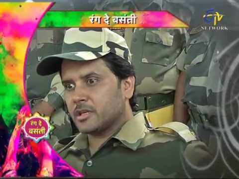 Rang De Basanti Chola With Javed Ali-Holi Special-On 23rd March 2016