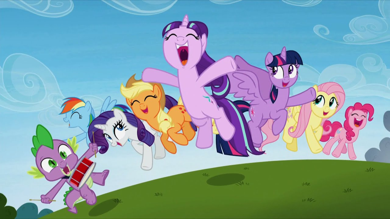 Friends Are Always There For You Song My Little Pony Friendship Is Magic Season 5