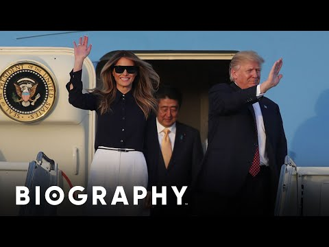 Melania Trump, 45th First Lady of the United States | Biography
