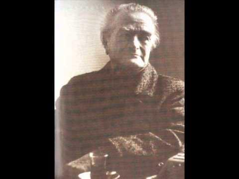 Adnan Saygun - Yunus Emre Oratorio - 1 (Grave)