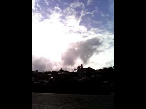 UFO over Calapan City, Philippines