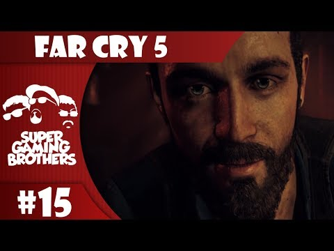 SGB Play: Far Cry 5 - Part 15 | YES! You Are A Dinosaur!