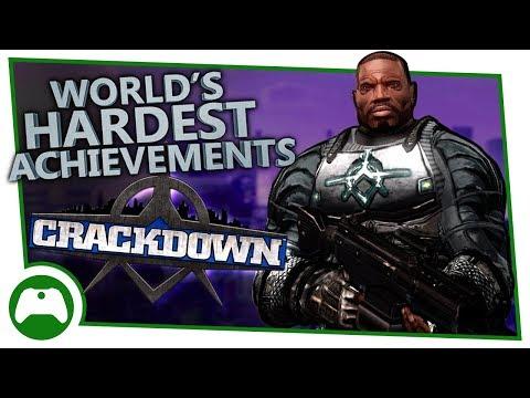 Crackdown (4K) - World's Hardest Achievements - High Flyer