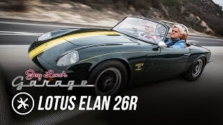 Restoration Finished: 1966 Lotus Elan 26R - Jay Leno