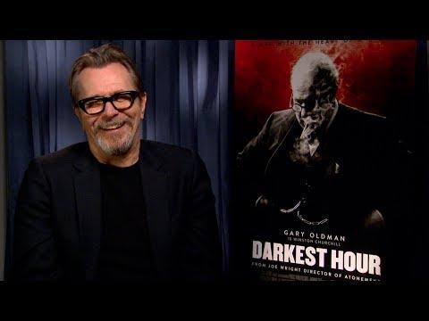 Gary Oldman Interview: DARKEST HOUR