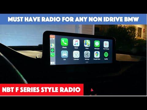 BMW Avin Android Multimedia RADIO for e9X (e90, e91, e92, e93) INSTALL