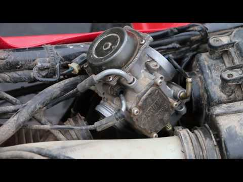 Suzuki Quadrunner 250 Carb Rebuild YouTube