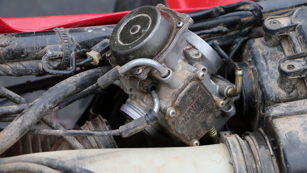 Suzuki King Quad Carburetor
