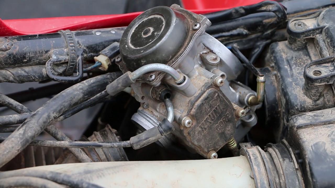 1996 Suzuki King Quad 300 Repair Manual
