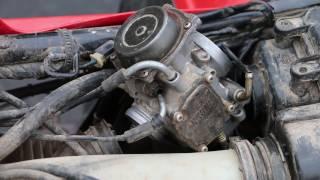 Suzuki Quadrunner 250 Carb Rebuild!!!