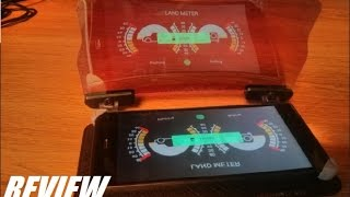 hudway glass transparent navigation screen hud