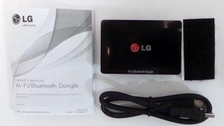 LG AN WF500 Wi-Fi/Bluetooth Dongle