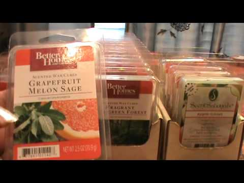 Better Homes & Gardens Fall Wax Cubes Review