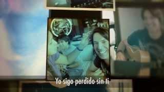 Guillermo Bussinger - Perdido Sin Ti (Lyric Video)