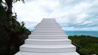 Прогулка по красивым местам Лестница в Небо Остров Самуи 2020 Путешествие в РАЙ