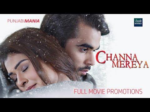 Watch Channa Mereya Full Punjabi Movie Promotions by Punjabi Mania | Ninja, Amrit Maan, Payal Rajput