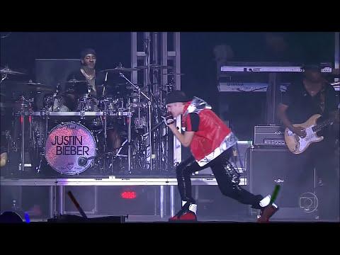 Justin Bieber- Eenie Meenie Live from Sâo Paulo