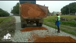Download Video WBM road construction details தமிழ் MP3 3GP MP4