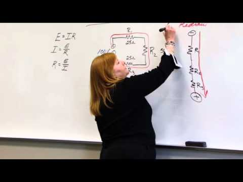 series parallel circuits ohm s law physics part 4 eeris fritz rh youtube com