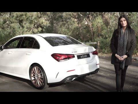 The all new Mercedes-Benz A-Class Sedan review